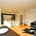 Interior-cowskin rug